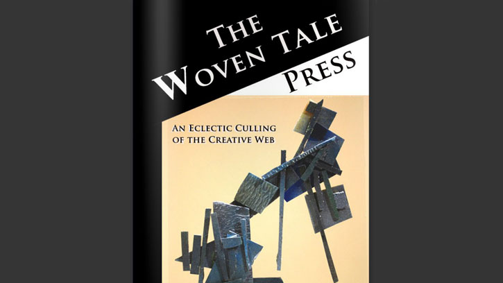 woven tail press